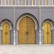 Stock Photo: Royal Palace in Fes