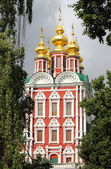 Novodevichy Monastery — Stock Photo