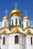 Annunciation Cathedral in Moscow Kremlin — Stock Photo
