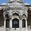 Main court fountain in Yeni Cami Mosque — Stock Photo