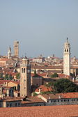 Bell towers in Venice — Stock Photo