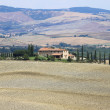 Stock Photo: Landscape in Tuscany