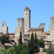 San Gimignano in Tuscany — Stock Photo