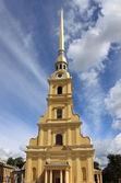 Kostel petra a pavla v petrohradu — Stock fotografie