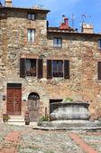 Castiglione d' Orcia in Tuscany — Stock Photo