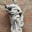 Monument to Clement XI in Urbino — Stock Photo