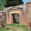 Stock Photo: Old roman house