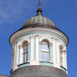 Dome of Armenian orthodox church in St. Petersburg — Stock Photo
