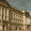Buckingham Palace - Vintage — Stock Photo
