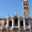 Saint Mary Major Basilica in Rome — Stock Photo #32035845