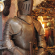 Medieval armor — Stock Photo