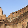 Internal side of Colosseum — Stockfoto
