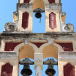 Orthodox bell tower in Corfu — Stock Photo #32621643
