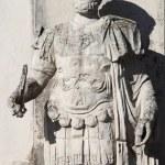 Roman emperor Hadrian — Stock Photo