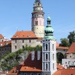 Cesky Krumlov, Czech Republic — Stock Photo #47889057