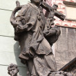 Saint John of Nepomuk — Stock Photo #6655284