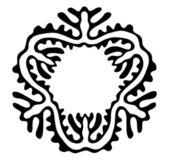 Vector ethnic ornament — Stock Vector
