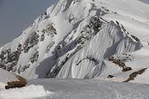 The mountains in Krasnaya Polyana, Sochi, Russia — Stock Photo