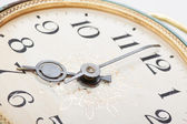 Clock face, macro — Foto de Stock