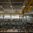 Electric power station, inside — Foto de Stock