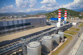 Thermal power plant — Stock Photo