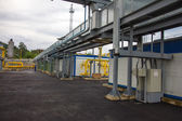 Electric power station, outside — Stockfoto