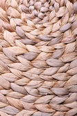 Pattern of wicker mat — Stock Photo