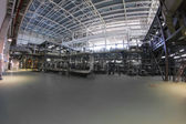 Electric power station, inside — Stockfoto
