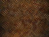 Rusty texture of metal — Stock Photo