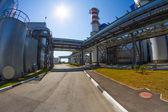 Industrial area — Stock Photo