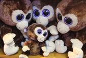 猴子玩具 — 图库照片