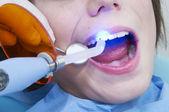 Dentysta — Zdjęcie stockowe
