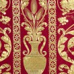 Ancient fabric — Stock Photo
