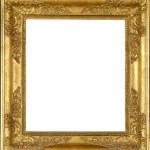 Gold frame — Stock Photo #18581643
