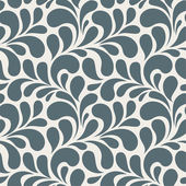 Teste padrão floral — Vetorial Stock