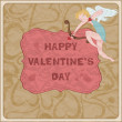 Royalty-Free Stock Vector Image: Valentine��s Day card