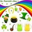 St. Patrick&#039;s Day - Image vectorielle