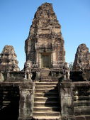 Ankor Wat Temple complex — Stock Photo