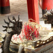 Stock Photo: Temple of Literature, Hanoi
