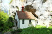 Church in the Rock — Stock Photo