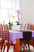 Dining room — Stock fotografie