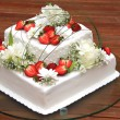 Wedding cake — Stock Photo #19442087