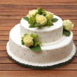 Wedding cake — Stock Photo #19442177