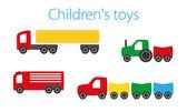 Children's toy — Stock Vector