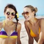 Beach fun — Stock Photo #13197411