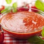 Tomato sauce — Stock Photo #36533221