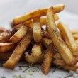 Stock Photo: Frensh fries