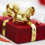 Romantic gift — Stock Photo #6362423