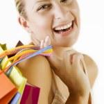 Enjoing shoping? — Stock Photo #6363237