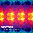 Abstract colorful background. - Vektorgrafik
